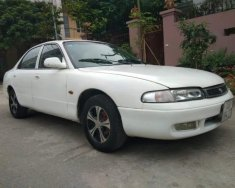 Gia đình bán Mazda 626 đời 2000, màu trắng, nhập khẩu Nhật Bản giá 93 triệu tại Hà Nội
