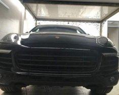 Cần bán lại xe Porsche Cayenne năm sản xuất 2017, nhập khẩu, xe ít đi, nội thất da màu đỏ giá 5 tỷ tại Tp.HCM