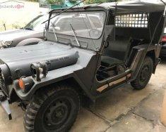 Bán ô tô Jeep A2 đời 1990, màu xanh lam, nhập khẩu nguyên chiếc  giá 190 triệu tại Khánh Hòa