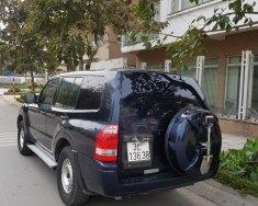 Bán Mitsubishi Pajero sản xuất 2004, màu xanh lam, nhập khẩu chính chủ giá 255 triệu tại Hà Nội