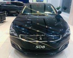 Cần bán Peugeot 508 1.6 AT năm 2016, màu đen, nhập khẩu giá 1 tỷ 300 tr tại Hà Nội
