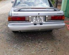 Bán xe Toyota Camry 1990, màu xám, nhập khẩu nguyên chiếc giá 36 triệu tại Ninh Thuận