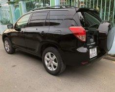 Bán Toyota RAV4 đời 2007, màu đen, xe nhập, số tự động  giá 475 triệu tại Tp.HCM