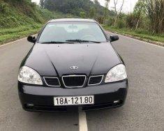 Bán xe cũ Daewoo Lacetti đời 2004, màu đen giá 128 triệu tại Ninh Bình