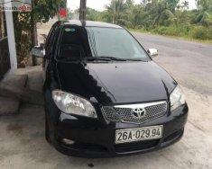 Bán xe Toyota Vios 1.5MT năm 2007, màu đen số sàn, 170 triệu giá 170 triệu tại Hải Phòng