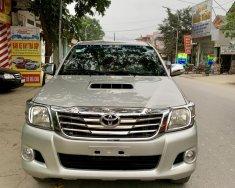 Bán Toyota Hilux 4x4 G năm sản xuất 2013, màu vàng giá cạnh tranh giá 485 triệu tại Thanh Hóa