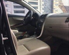 Bán Toyota Corolla altis 2.0RS đời 2012, màu đen, giá 580tr giá 580 triệu tại Tp.HCM