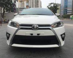 Cần bán lại xe Toyota Yaris đời 2016, màu trắng, giá chỉ 620 triệu giá 620 triệu tại Hà Nội