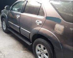 Bán Toyota Fortuner năm 2011, màu xám, xe gia đình  giá 650 triệu tại Long An