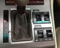 Xe Lexus GX 460 năm 2010, màu bạc, xe nhập đã đi 72000 km giá 2 tỷ 200 tr tại Tp.HCM