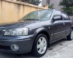 Cần bán lại xe Ford Laser 1.8 sản xuất 2003, màu xám, giá 158tr giá 158 triệu tại Hà Nội