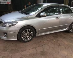 Cần bán Toyota Corolla altis 2.0RS 2012, màu bạc giá 585 triệu tại Hà Nội