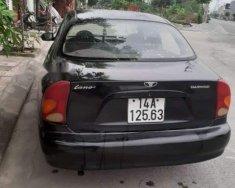 Cần bán Daewoo Lanos 2003, màu đen giá 55 triệu tại Thái Bình