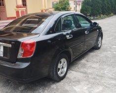 Cần bán Daewoo Lacetti EX sản xuất 2011, màu đen giá 225 triệu tại Hải Dương