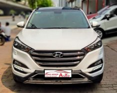 Bán Hyundai Tucson sản xuất 2016, màu trắng, xe nhập   giá 875 triệu tại Hà Nội