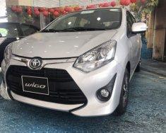 Bán ô tô Toyota Wigo sản xuất 2018, màu bạc, nhập khẩu Indonesia giá 345 triệu tại Hưng Yên
