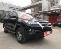 Bán ô tô Toyota Fortuner 2.4G sản xuất 2018, màu đen, xe nhập giá 1 tỷ 62 tr tại Hà Nội