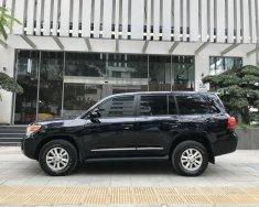 Bán Toyota Land Cruiser đời 2015, màu đen, nhập khẩu giá 2 tỷ 690 tr tại Hà Nội
