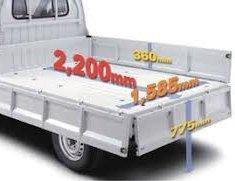 Bán xe tải Super Carry Pro mới, nhập khẩu 100%, chỉ 80 triệu sở hữu ngay, có xe sẵn giá 312 triệu tại Tp.HCM