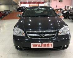 Bán xe Daewoo Lacetti đời 2011, màu đen, giá 275tr giá 275 triệu tại Phú Thọ