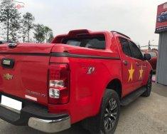 Bán xe Chevrolet Colorado High Country 2.8L 4x4 AT đời 2017, màu đỏ, nhập khẩu   giá 690 triệu tại Hà Nội