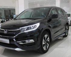HCM: Honda CRV 2015, màu đen, xe đẹp 1 đời chủ giá 865 triệu tại Tp.HCM