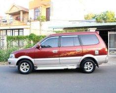 Cần bán xe Toyota Zace GL năm sản xuất 2005, màu đỏ như mới  giá 338 triệu tại BR-Vũng Tàu