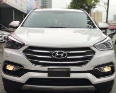 Bán xe Hyundai Santa Fe 2.4L 2WD máy xăng, sx 2018, siêu lướt giá 935 triệu tại Hà Nội