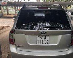Bán Kia Carens LX 1.6 MT đời 2010, màu bạc số sàn, giá chỉ 260 triệu giá 260 triệu tại Tp.HCM