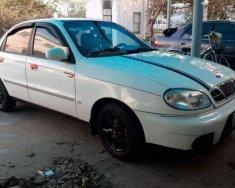 Cần bán lại xe Daewoo Lanos đời 2002, màu trắng, xe nhập giá 85 triệu tại Cần Thơ