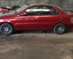 Bán Daewoo Lanos đời 2002, màu đỏ, xe còn mới toanh, sơn zin 90% giá 145 triệu tại Tp.HCM
