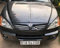 Xe Ssangyong Kyron 2.0Xdi sản xuất 2006, màu xám, nhập khẩu giá 325 triệu tại Bình Dương