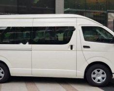 Bán xe Toyota Hiace 3.0 MT sản xuất năm 2019, màu trắng, xe nhập, giá chỉ 999 triệu giá 999 triệu tại Hà Nội