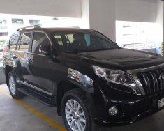 Bán Toyota Land Cruiser TXL 2.7L Parado sản xuất năm 2016, màu đen, xe chạy gần 25 ngàn giá 1 tỷ 970 tr tại Khánh Hòa