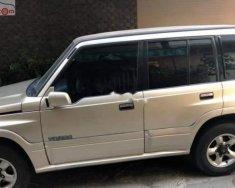Cần bán Suzuki Vitara JLX sản xuất năm 2003, màu vàng số sàn giá 185 triệu tại Tp.HCM