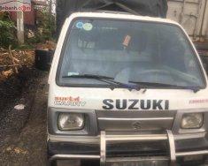 Cần bán xe tải thùng 5 tạ Suzuki Super Carry Sx 2009, số tay, máy dầu, màu bạc, nội thất màu đen giá 110 triệu tại Hà Nội