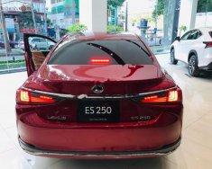 Bán ô tô Lexus ES 250 năm 2019, màu đỏ, nhập khẩu giá 2 tỷ 499 tr tại Tp.HCM