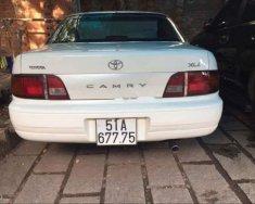 Bán ô tô Toyota Camry 1997, màu trắng chính chủ giá 195 triệu tại Tp.HCM
