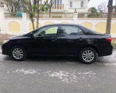 Bán Toyota Corolla sản xuất năm 2009, màu đen, nhập khẩu giá 480 triệu tại Hà Nội