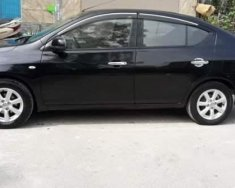 Bán Nissan Sunny năm 2014, màu đen  giá 390 triệu tại Hà Nội