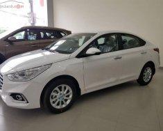 Cần bán xe Hyundai Accent 1.4 AT sản xuất năm 2019, màu trắng giá 495 triệu tại Hà Nội