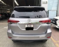 Cần bán Toyota Fortuner 2.7V năm sản xuất 2017, màu bạc, nhập khẩu nguyên chiếc  giá 1 tỷ 125 tr tại Tp.HCM
