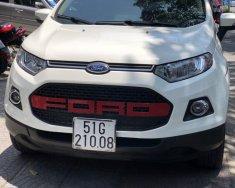Bán Ford EcoSport Titanium sx 2016, màu trắng, chạy lướt, xe chính hãng giá 550 triệu tại Tp.HCM