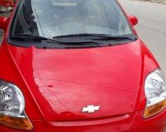 Cần bán Chevrolet Spark đời 2016, màu đỏ giá 165 triệu tại Bình Dương
