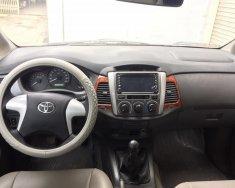 Bán xe Toyota Innova 2013 số sàn, màu bạc form mới giá 456 triệu tại Tp.HCM