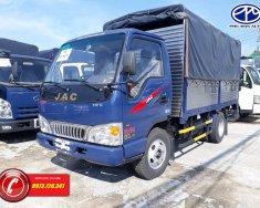 Bán xe tải JAC 2T4 thùng dài 3m7 ga cơ siêu bền giá 300 triệu tại Bình Dương