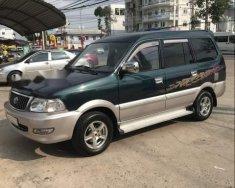 Cần bán xe Toyota Zace sản xuất 2005, màu xanh giá 275 triệu tại Tp.HCM