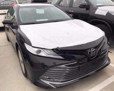 Bán ô tô Toyota Camry 2.5Q đời 2019, màu đen, nhập khẩu nguyên chiếc giá 1 tỷ 400 tr tại Hà Nội