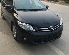 Bán ô tô Toyota Corolla altis 1.8G AT đời 2013, màu đen   giá 568 triệu tại Thanh Hóa
