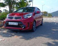 Cần bán lại xe Kia Morning Si AT sản xuất 2017, màu đỏ xe gia đình giá 330 triệu tại Đà Nẵng